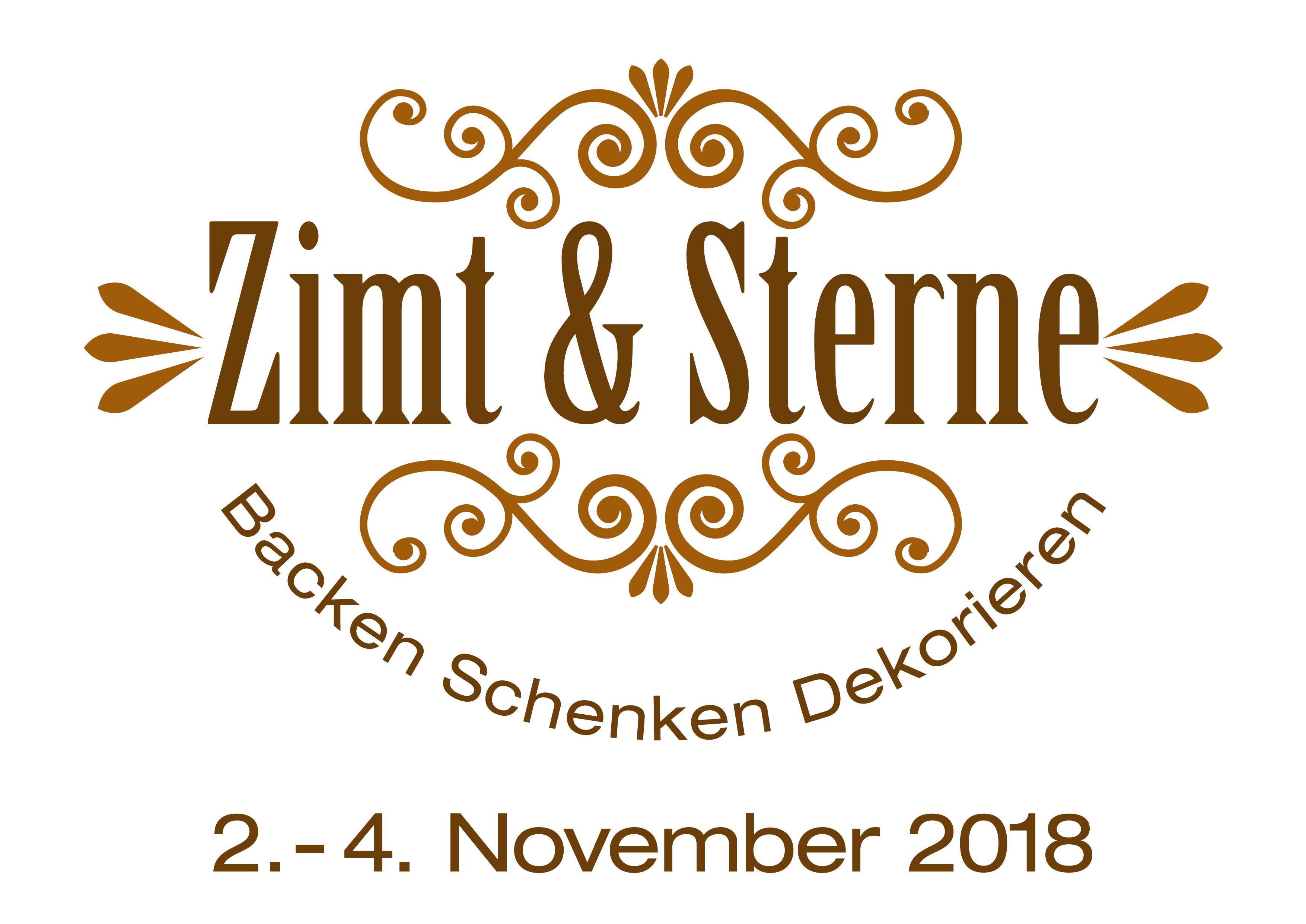 Besuchen Sie uns auf der Zimt & Sterne in Münster - Backen, Naschen, Dekorieren